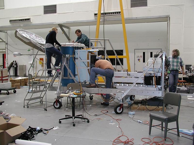 Payload preparation